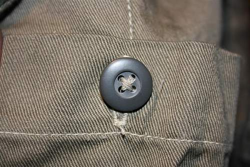 Wehrmacht jacket fake?