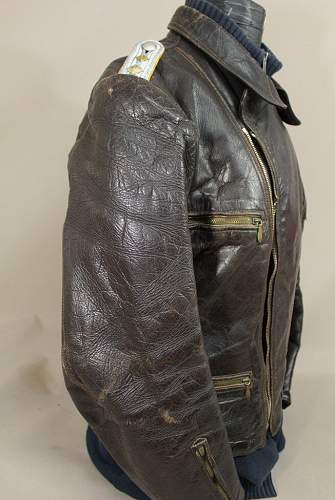 Luftwaffe leather jacket, thoughts?