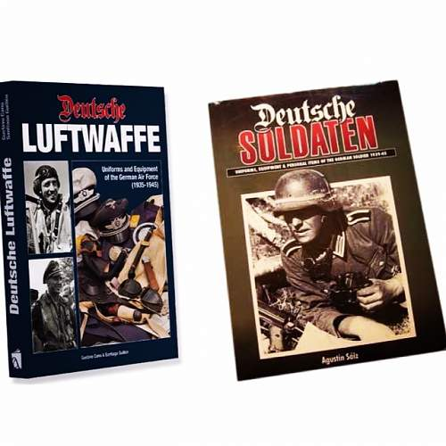 Deutsche Luftwaffe: Uniforms and Equipment book