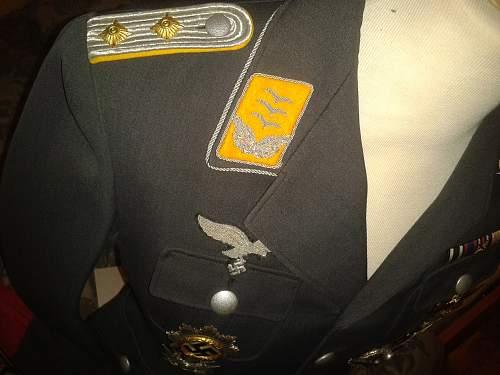 LW uniform - comments