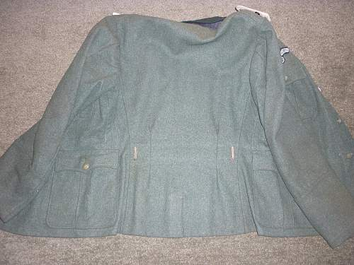 Army Officer Field Tunic for Review
