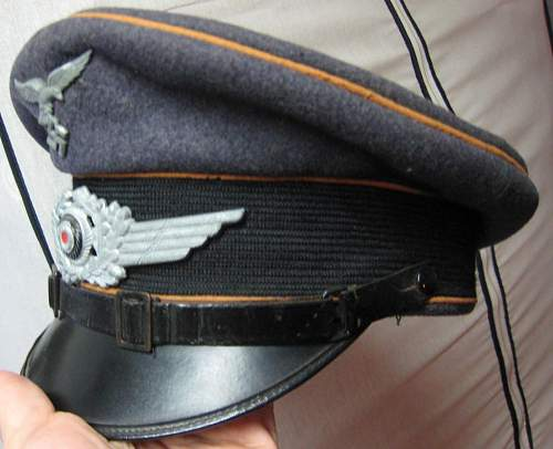 Luftwaffe Signals NCO fliegerbluse for review