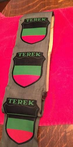 Heer TEREK Bevo sleeve shield....original?