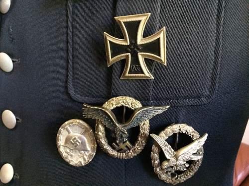 Luftwaffe NCO Geschwader Hindenburg