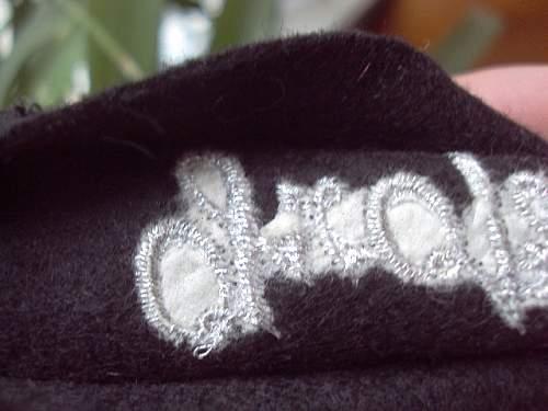 Grossdeutschland cufftitle officers ???