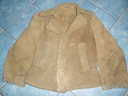 Jacket German WWII ??