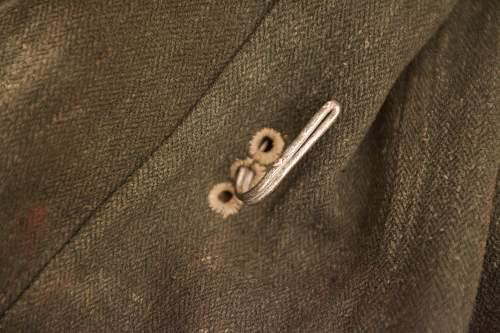 WH drill jacket no. 1