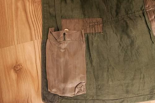 WH drill jacket no. 2