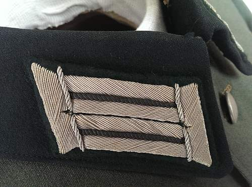 M36 Assistenzarzt Tunic