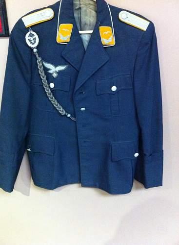 luftwaffe tunic