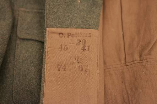 M36 german field jacket?