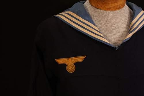 Kriegsmarine Jumper