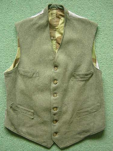 Click image for larger version.  Name:Waistcoat made from uniform materials 001.jpg Views:83 Size:146.9 KB ID:8241