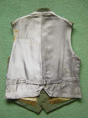 Click image for larger version.  Name:Waistcoat made from uniform materials 002.jpg Views:78 Size:151.7 KB ID:8242
