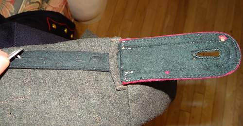 Heer tunic - is it authentic??  Please help.