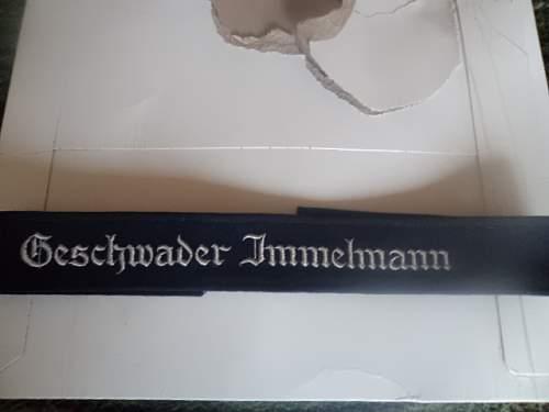 Immelmann cuff title