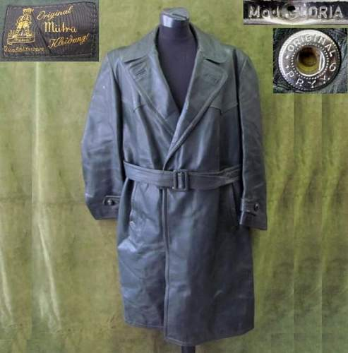 Yay or Nay German Officers WW2 Greatcoat