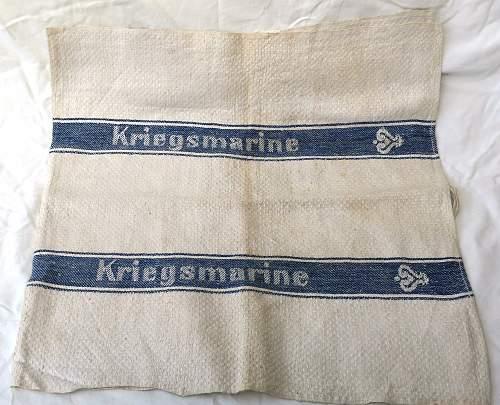 Click image for larger version.  Name:Kriegsmarine tea towel 001.jpg Views:11 Size:226.6 KB ID:833722