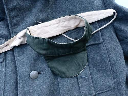 Reichswehr collar liner?