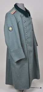 Army Officers  Greatcoat