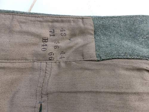 What are your thoughts on this Heer Feldbluse?