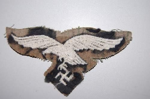 breast eagle luftwaffe