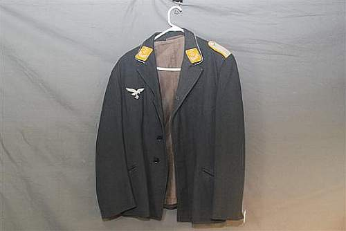 Luftwaffe Tunic for review