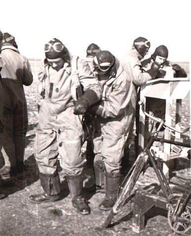 Luftwaffe Pilot Boots & Gloves