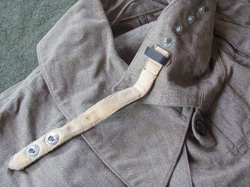 Luftwaffe Summer Suit arrived Today...