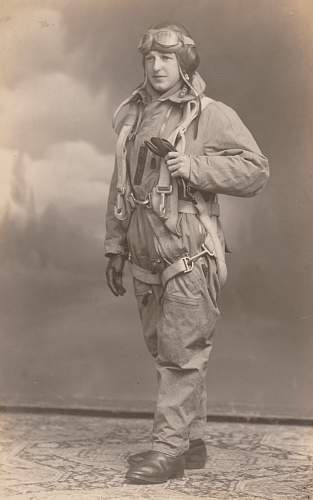Luftwaffe Uniform In Wear