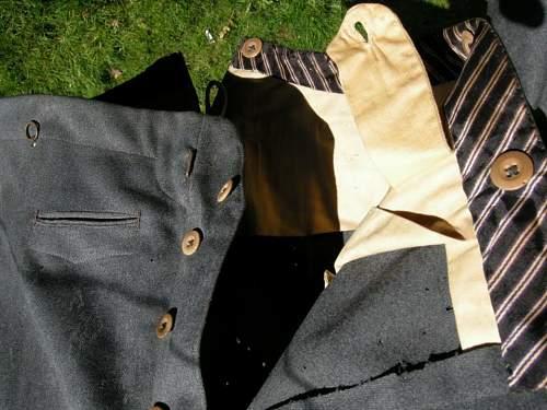 Cavalry Uniform 1927 ? - please help