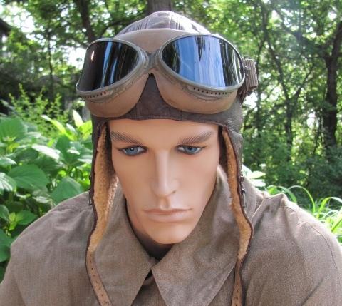 Luftwaffe Pilot - On Mannequin - Completed