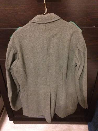 Help with unknown Tunic