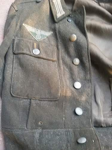 WH M44 Tunic - Original/Fake?