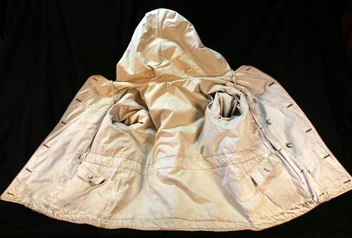 1950's West German Parka