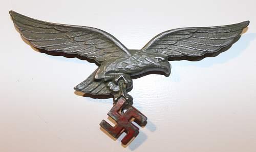 Luftwaffe Gorget Eagle