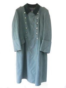 Artillery Officers Greatcoat