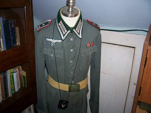 Heer NCO Summer uniform