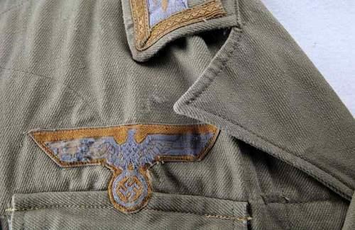 Afrika Korps Tunic, Thoughts?