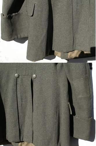 Heer NCO's blouse: original? please help !!!