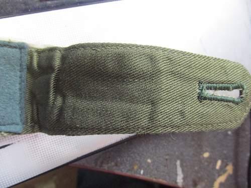 Heer M43 HBT Top