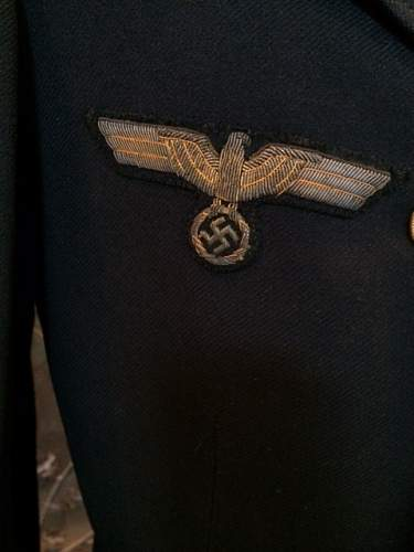 High Ranking KM Officers Tunic