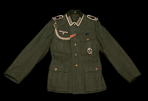 New German M35 Tunic