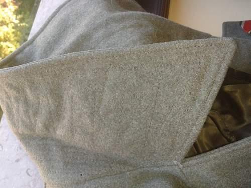 Need help!  Feldgendarmerie wrapper
