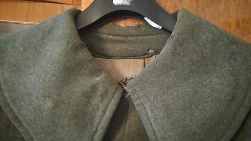 M42 Overcoat opinions