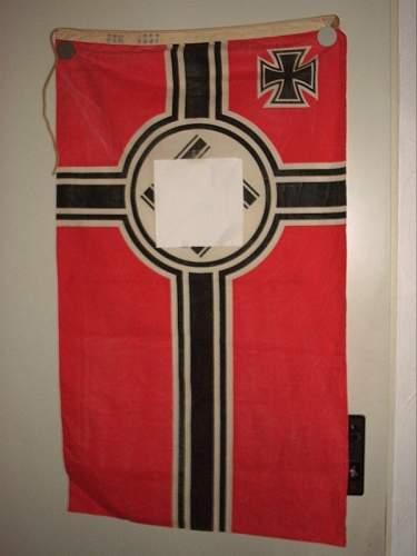 KM battleflag