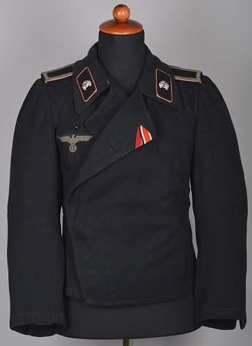 Heer Panzer Feldjacke