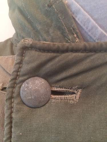 Help with this Mouse Grey Parka..