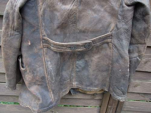 Kriegsmarine Old Jacket