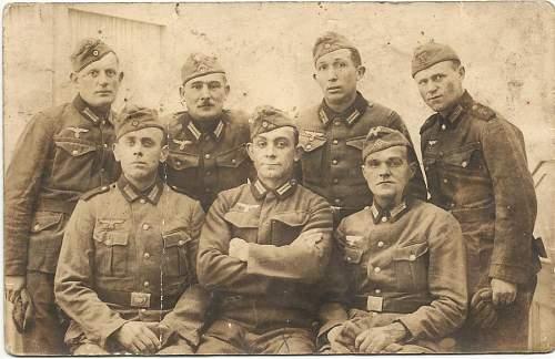 Uniforms Wehrmacht-Heer, Austria